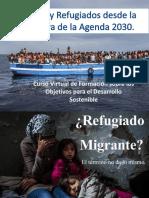 Migracion refugiados y ods