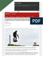 Francia Planea Reclutar Escritores de Ciencia Ficción Para Prepararse Para Las Amenazas Militares Del Futuro - BBC News Mundo