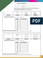 9 DUA_Guia de Trabajo Tablas y Patrones 2 Forma B