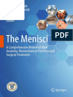 The Menisci - A Comprehensive Review of their Anatomy, Biomechanical Function and Surgical Treatment