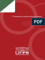 AS PRINCIPAIS CLASSES DE SOLO DO BRASIL