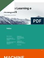 Machine Learning e Analytics