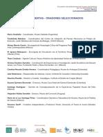 EMR 2019 Convocatorias-Abiertas Seleccionados