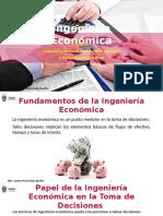 Ingenieria Econo. i Parcial-iipac2019