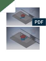 My 3d Printed Platen Riser