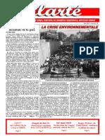 Clarté - Mai 2019