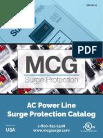 2018+MCG+AC+Surge+Protection+Catalog+Rev+-
