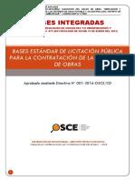 Bases Estandard INTEGRADAS -San Jose-Chiclayo - Saldo de Obra-2016- Saneamiento