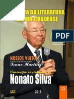 Revista Da Literatura Barra-cordense Nº 33