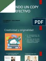 COPYWRITING Cap 7 Creando Un Copy Efectivo