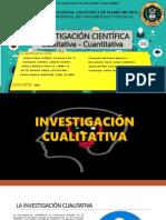 Investigación Cualitativa y Cuantitativa Ppt