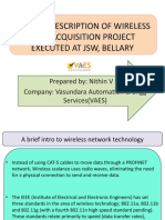 Wireless Data Acquisition Using Siemens Standard Wireless Scalance