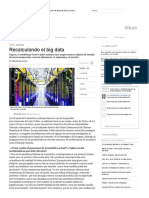 Recalculando el big data