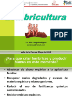 Clase Lombricultura Mayo 2019