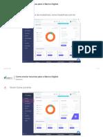 Como enviar recursos para o Banco Digital..pdf