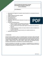 GFPI-F-019 Formato Guia de Aprendizaje Excel Intermedio