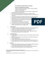 Normas de Laboratorio de Residuos Sólidos y Peligrosos