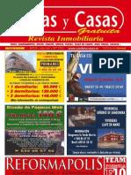 Revista Casas y Casas Noviembre 2010