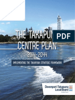 The Takapuna Centre Plan 2014