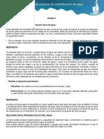 Actividad de Aprendizaje Unidad 1 Descripcion y Caracterizacion Fisica Del Agua