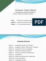 La Ingenieria Industrial como Profesion  -  1.ppt