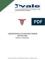 APOSTILA DE ADMINISTRAÇÃO DE RECURSOS HUMANOS.doc
