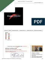 Eletrônica Campo Elétrico _ TV Comunitária Esquema