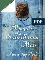 Albert Jay Nock Memoirs of a Superfluous Man.pdf