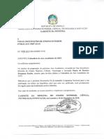 Calendário Académico 2019 - Mes