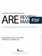 ARE 4.0 Review Manual