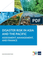 Disaster Risk Asia and Pacific