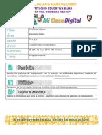 FORMATO DE CLASES BIJAO(06 al 17 de mayo) - Edufisica 7°