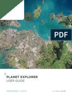 Planet Explorer User Guide