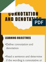 Denotation and Connotation (1)