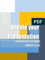 Tasks Presentations Grammar Stundent Made