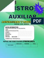 REGISTRO PRIMARIA 2019