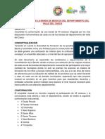 Características, Términos y Condiciones de Postulación