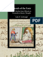 Luke Yarbrough - Friends of the Emir_ Non-Muslim State Officials in Premodern Islamic Thought-Cambridge University Press (2019)