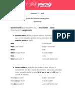 Grammar Basic Aula 2