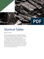 Photishop Shortcuts