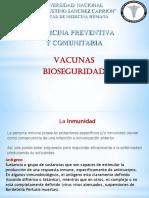 15° Clase  Bioseguridad y Vacunas