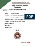 Informe 3 - Vach