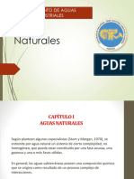 Clase 1 Aguas-naturales