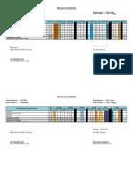 11. Program Semester 2017-2018