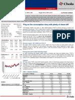 TTK Prestige Research Report