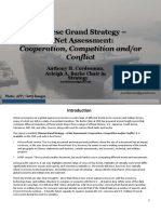 Chinese Grand Strategy