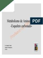 Aminoácidos II