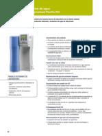 Sistema de purificación de agua Thermo Scientific Barnstead Pacific RO