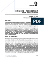 Worload Assesment and Predictor, Hart