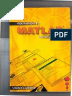 178018909 Programacao Em Matlab Para Engenheiros Stephen J Chapman